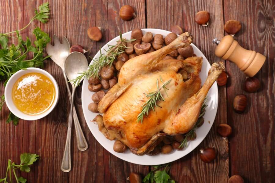 Comment cuire des marrons au four ?