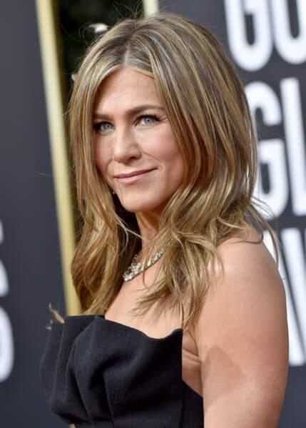 L'indémodable dégradé long de Jennifer Aniston