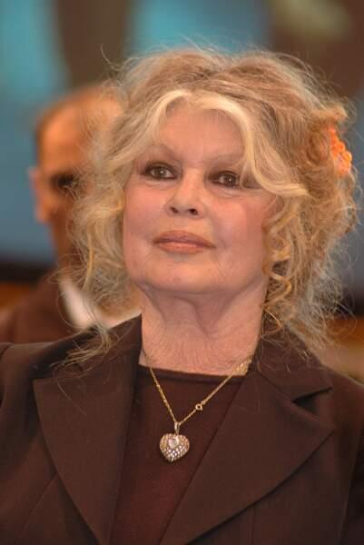 Brigitte Bardot en 2011