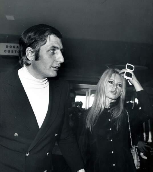 Brigitte Bardot en 1966