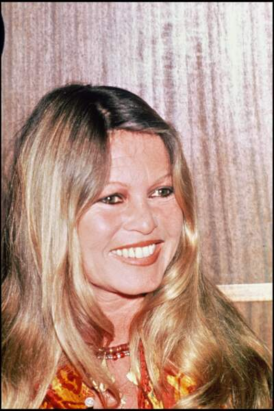Brigitte Bardot en 1981