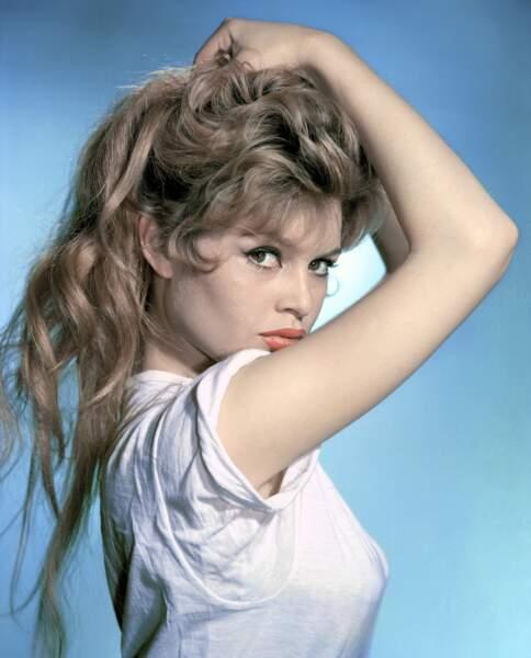 Brigitte Bardot en 1956