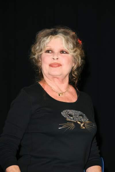 Brigitte Bardot en 2006
