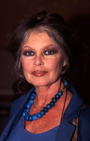 Brigitte Bardot en 1995