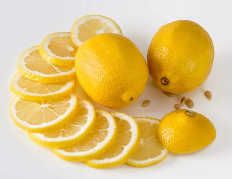 Le citron pour désinfecter naturellement