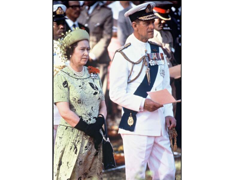 1983 : le Prince en visite au Kenya