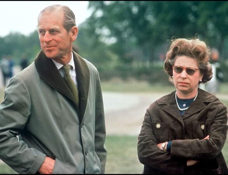 En 1976, le Prince Philip a 55 ans
