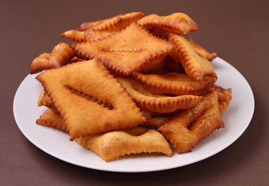 La recette des bugnes légères au four et sans friture