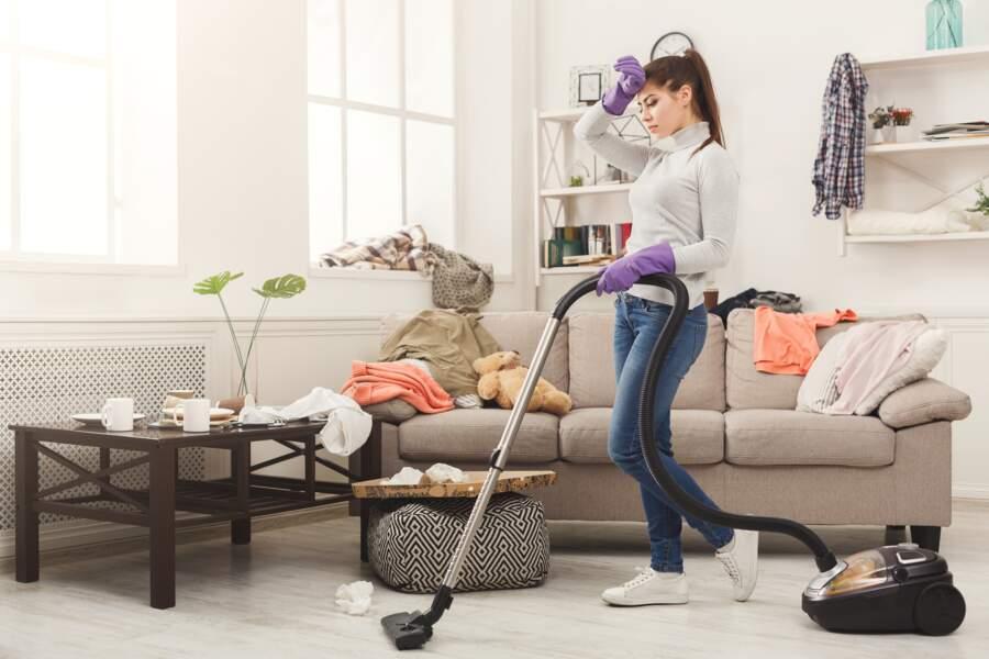 10 idées pour profiter du confinement et lancer un grand ménage dans la maison
