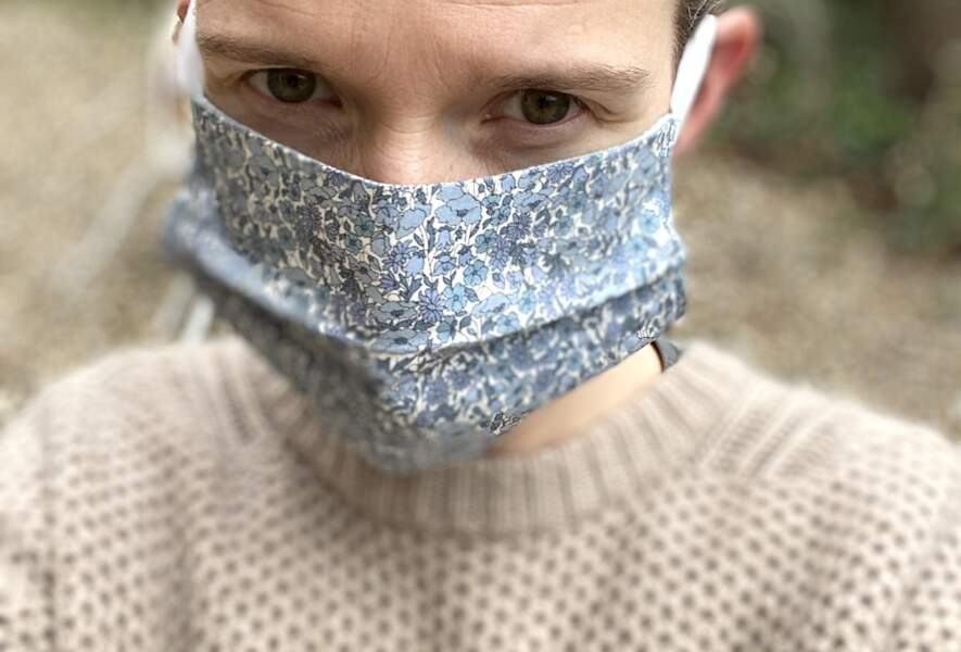 Rendu du masque