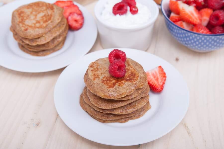 Pancakes express sans gluten