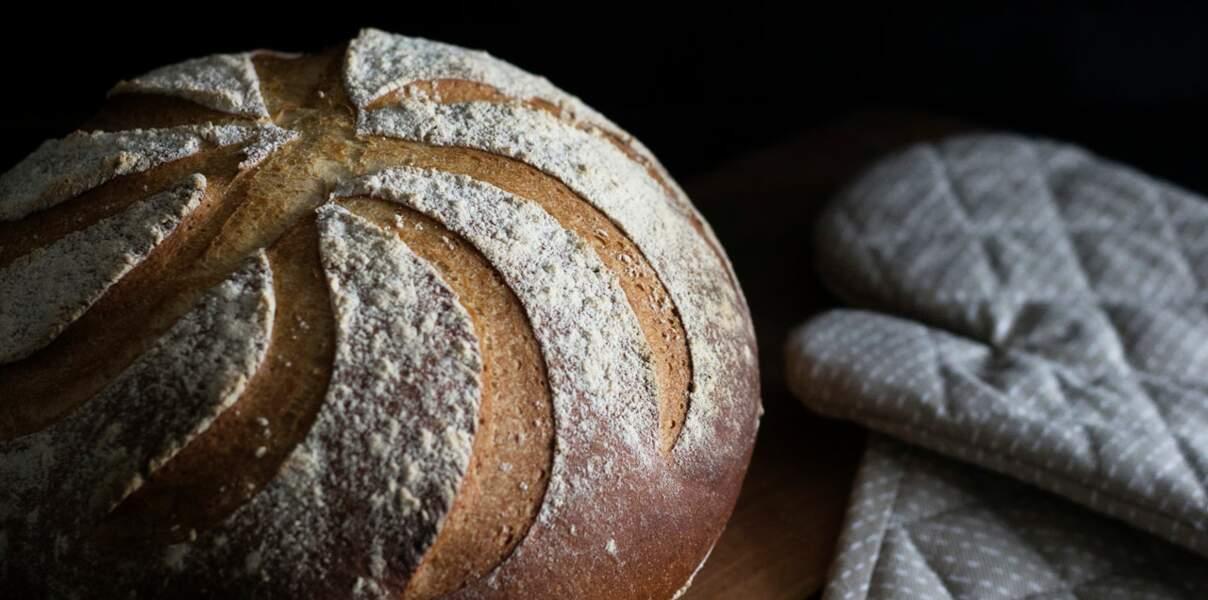 Le pain ménager de Philippe Rogé
