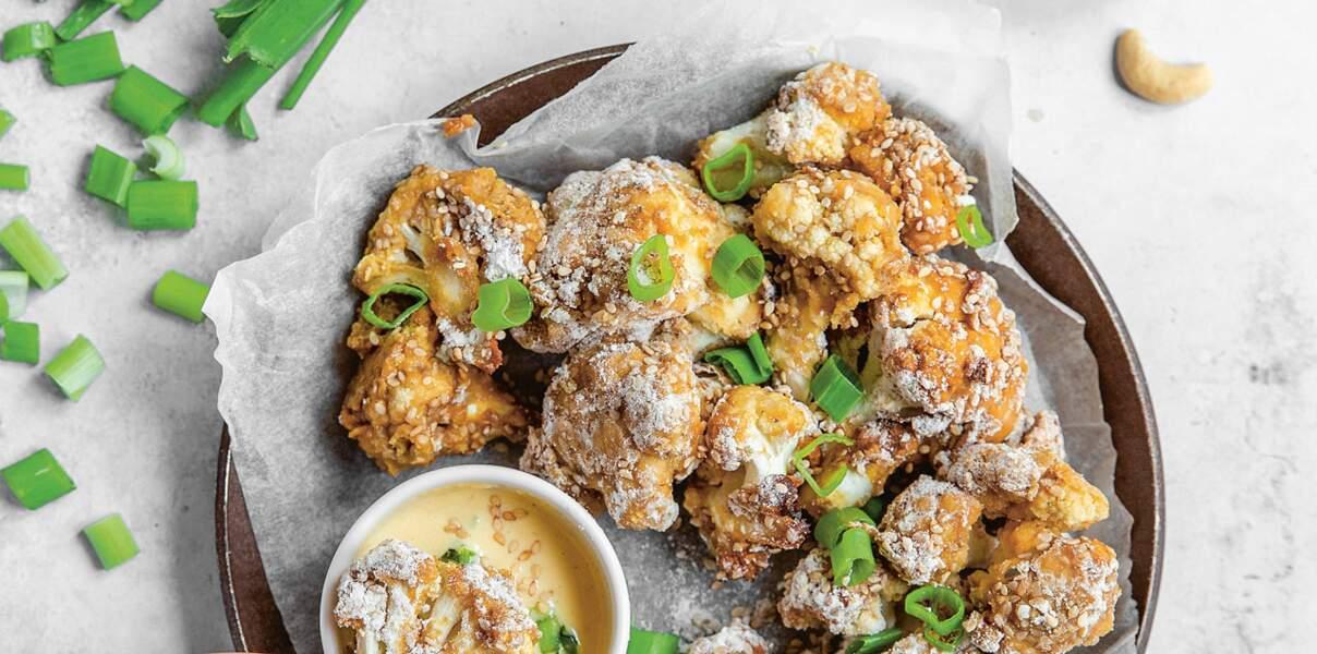 Nuggets de chou-fleur