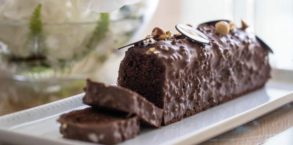 Cake au chocolat de Florent Margaillan