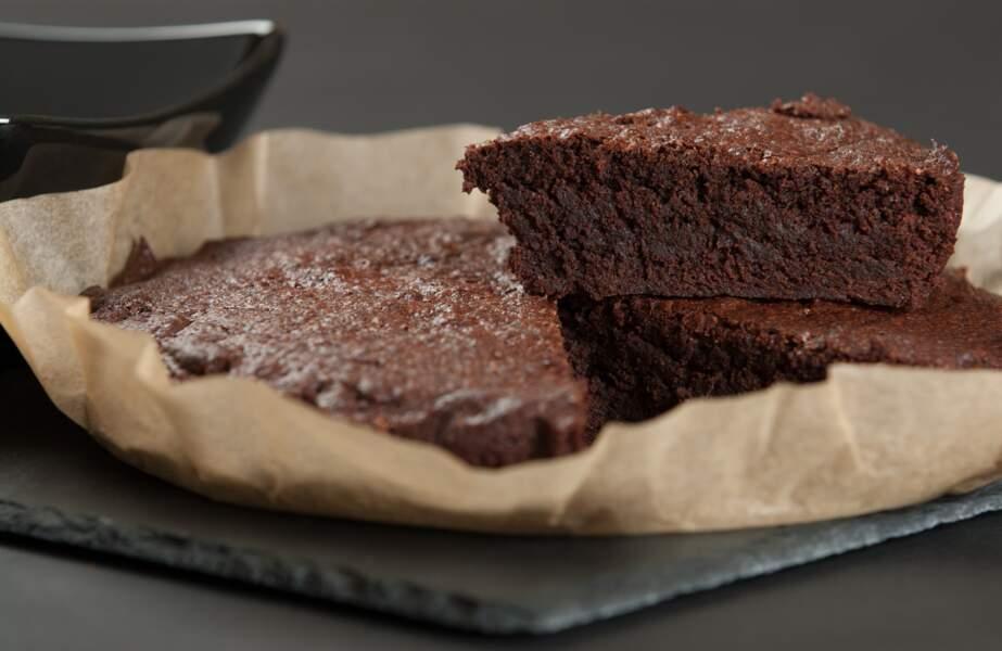 Moelleux au chocolat rapide et facile