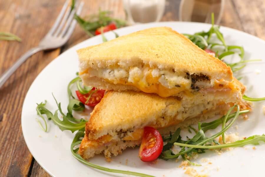 Croque-monsieur sans jambon : nos recettes alternatives ultra-gourmandes