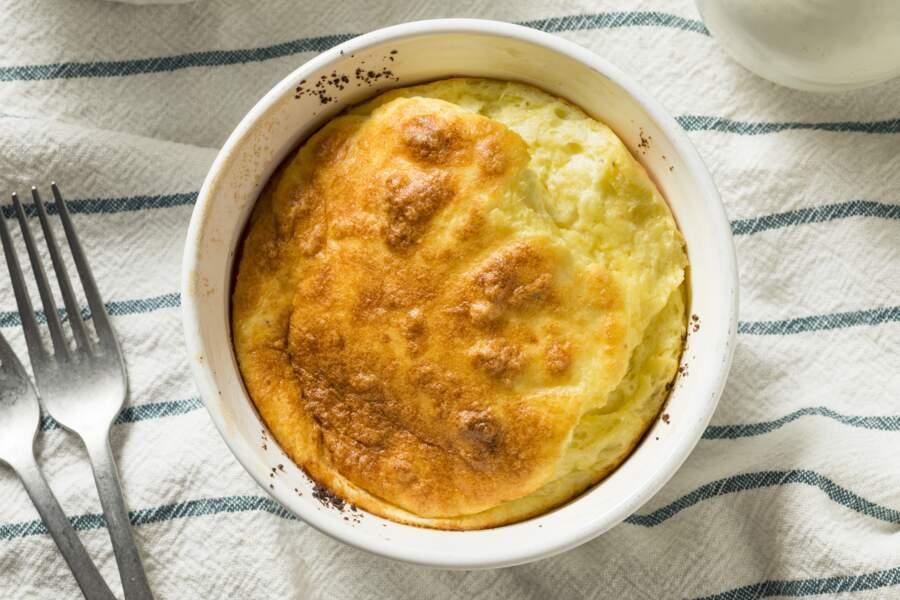 """""""Tous en cuisine"""" : la recette du soufflé au comté de Cyril Lignac"""