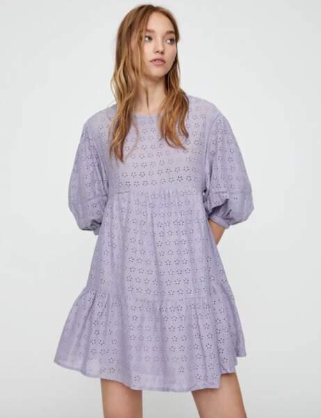 Tendance robe : baby doll