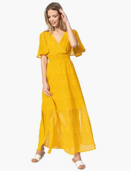 Tendance robe : Solaire