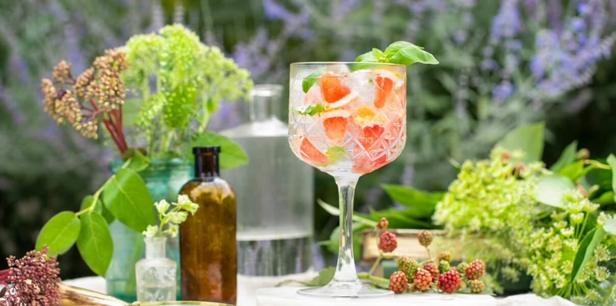 Mocktail Ceder's Wild Tonic