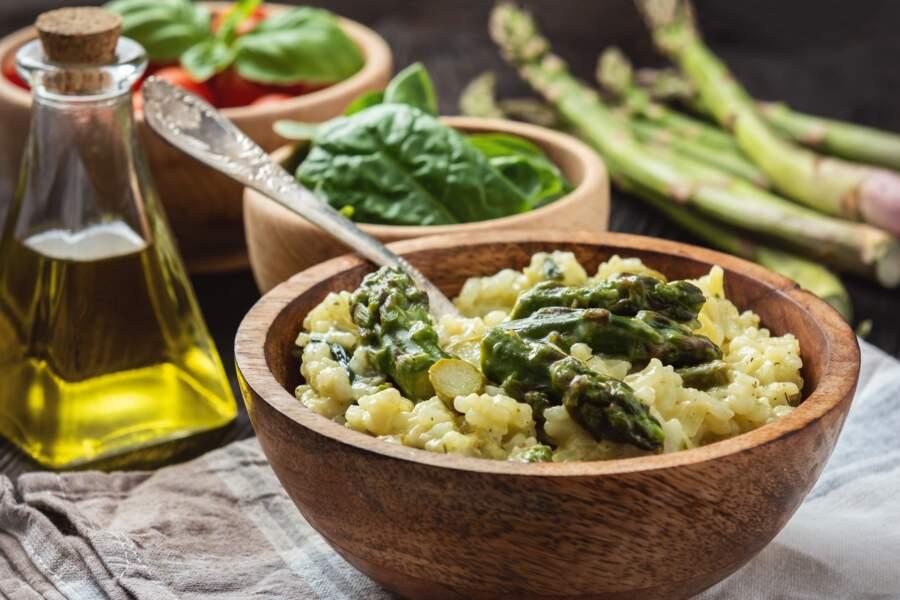 5 recettes originales avec des asperges vertes