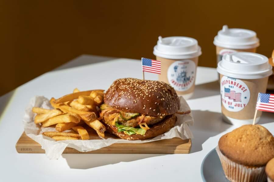 Le Smash burger : cette nouvelle tendance food qui fait fureur