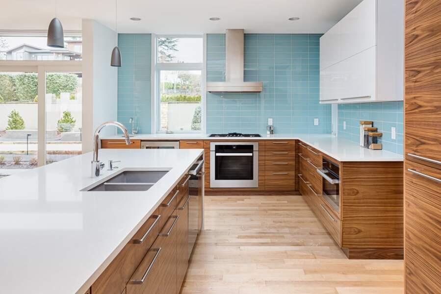 Toutes les astuces pour aménager une cuisine ultra moderne et tendance