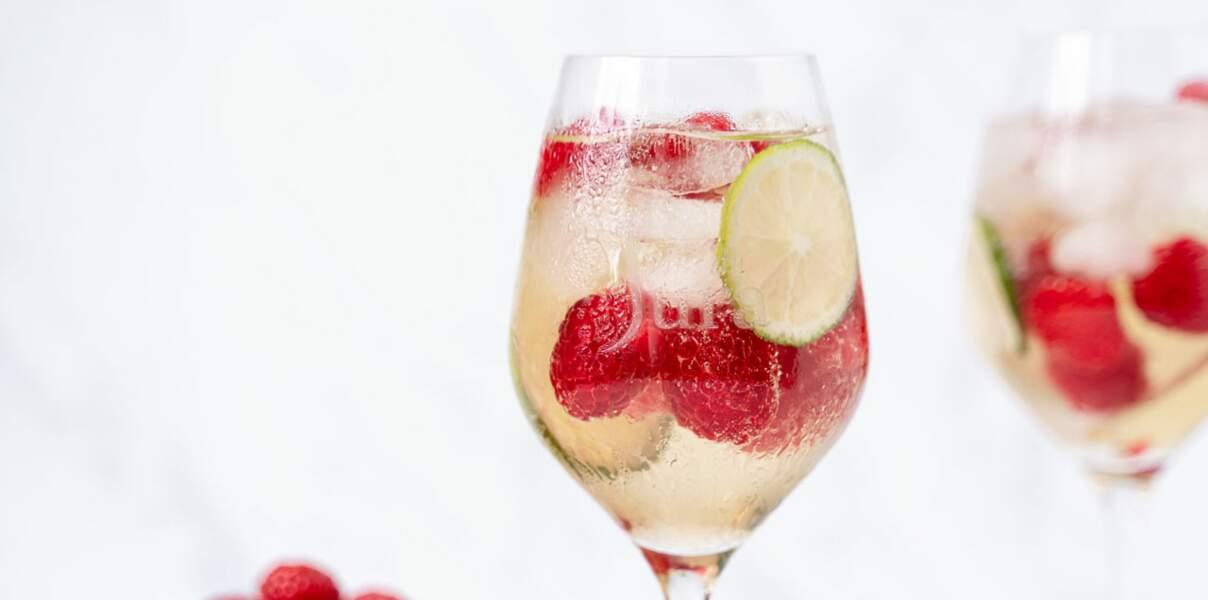 Cocktail Jura Spritzer - CIVJ - Macvin Blanc