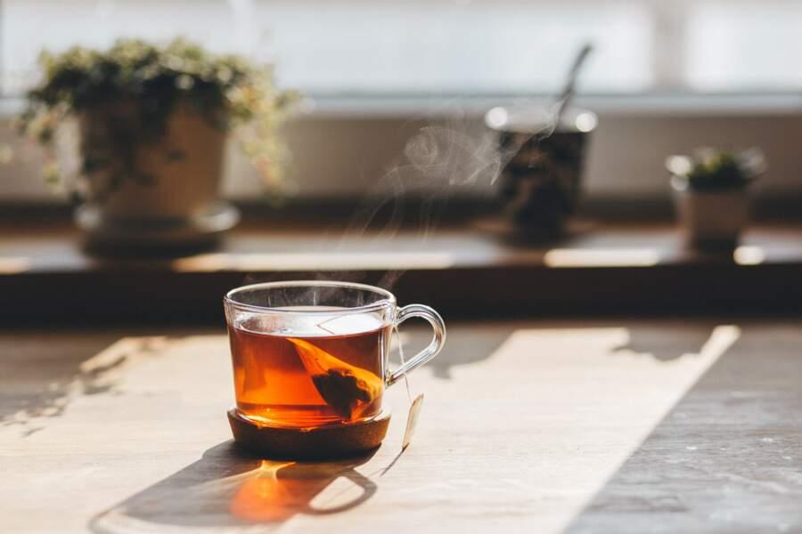 Le thé