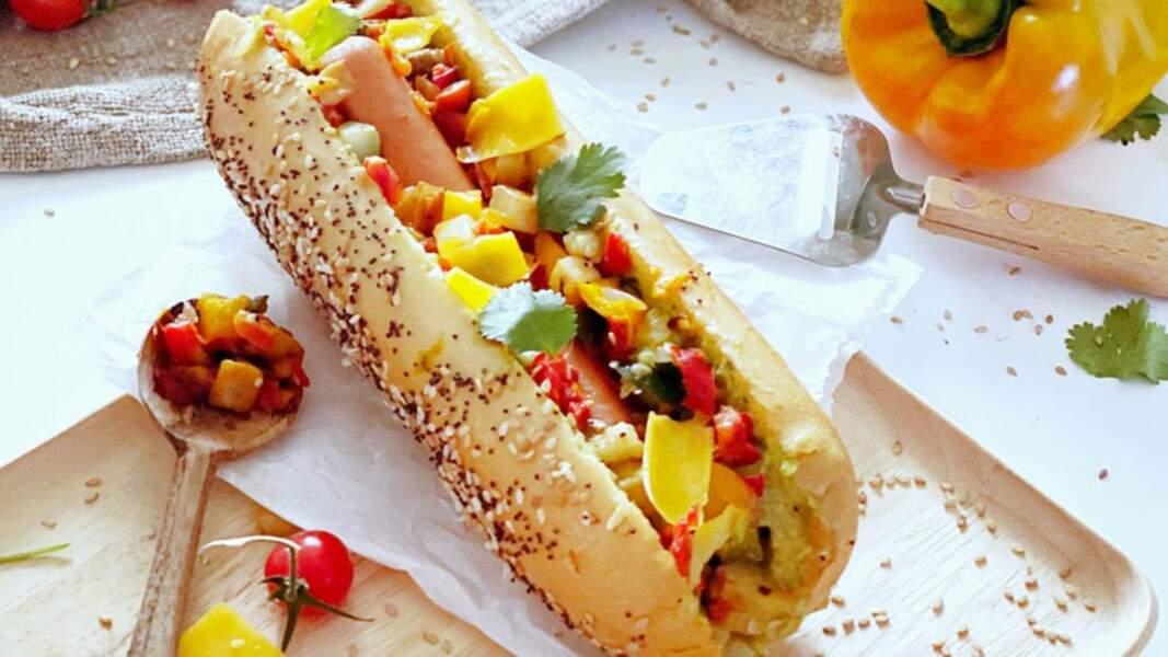 Des recettes originales de hot dog pour l'été