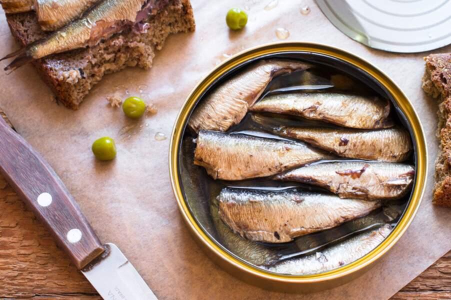 L'erreur que l'on fait tous avec les sardines