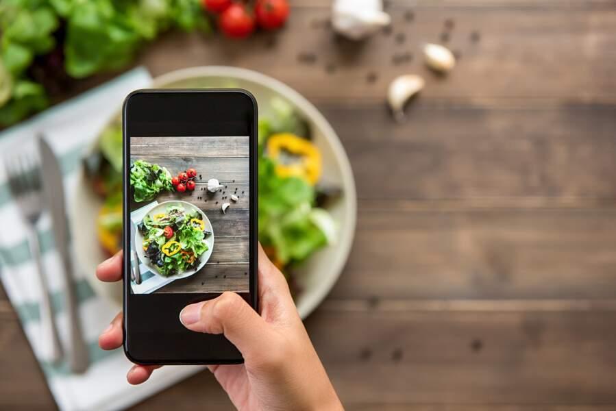 5 techniques infaillibles pour prendre de belles photos Instagram de sa nourriture