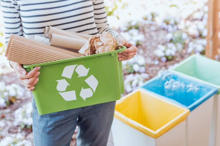 Toutes les astuces pour faciliter le recyclage à la maison