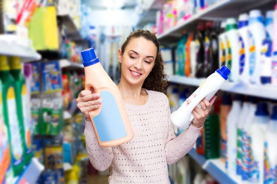 Les produits ménagers ont-ils une date de péremption ?