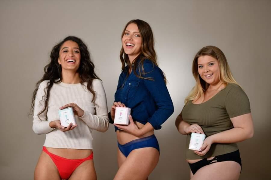 Les culottes menstruelle Louloucup
