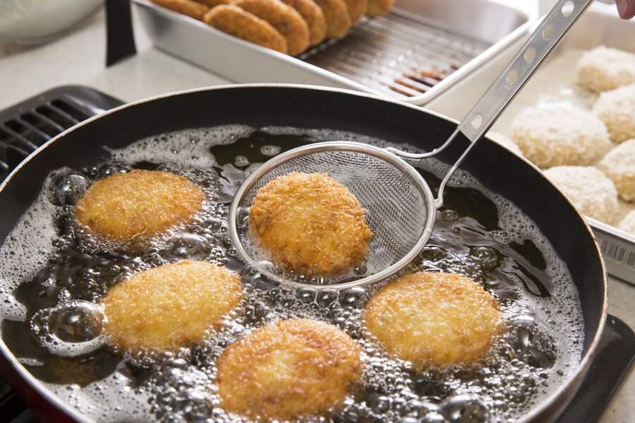 Les erreurs que l'on fait tous avec l'huile de friture