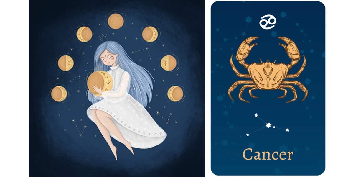 Horoscope spécial femmes : l'influence de la Lune en Cancer