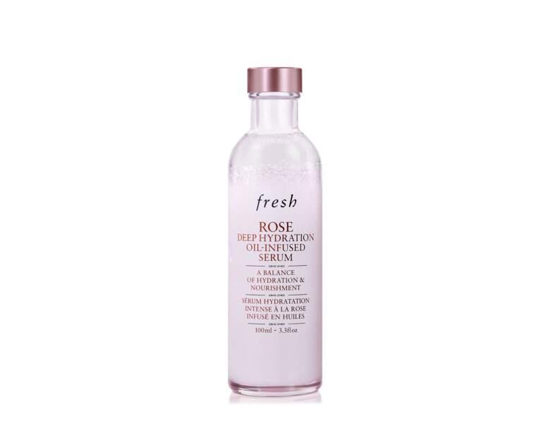 Rose Deep Hydration oil-infused serum de Fresh