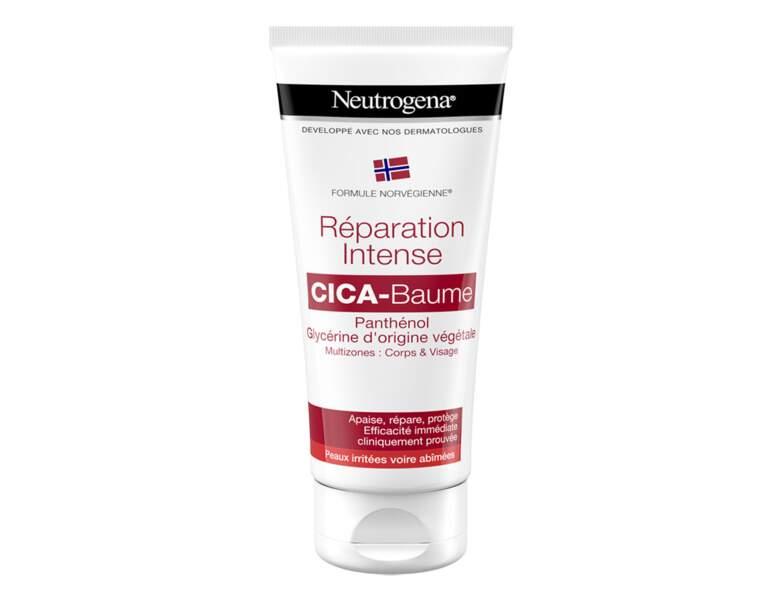 Cica-Baume, Réparation intense de  Neutrogena