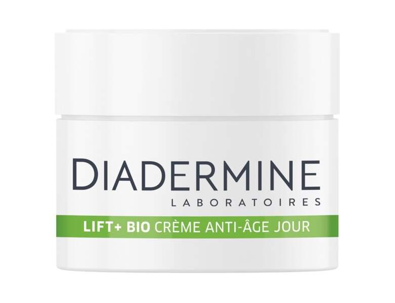 Lift+Bio, Crème anti-âge Jour, de Diadermine