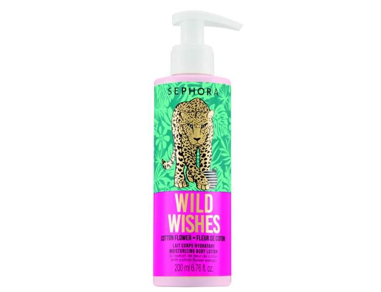 Lait Corps Hydratant, Wild Wishes, de Sephora