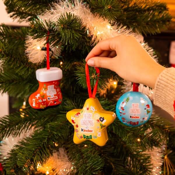 Cadeaux gourmands : Kinder