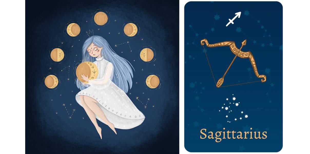 Horoscope spécial femmes : l'influence de la Lune en Sagittaire