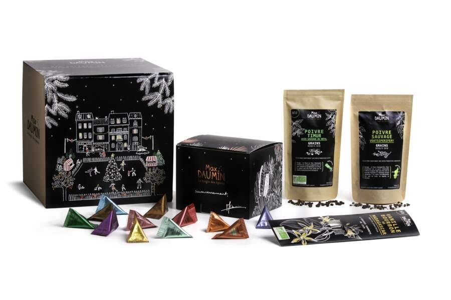 Cadeaux gourmands : Max Daumin