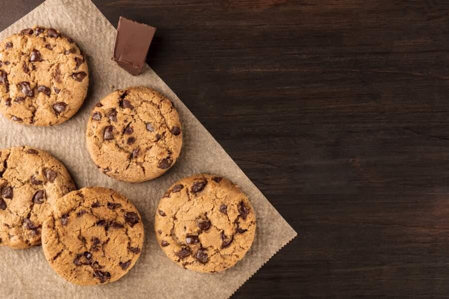 La délicieuse recette des cookies aux trois chocolats de Christophe Michalak