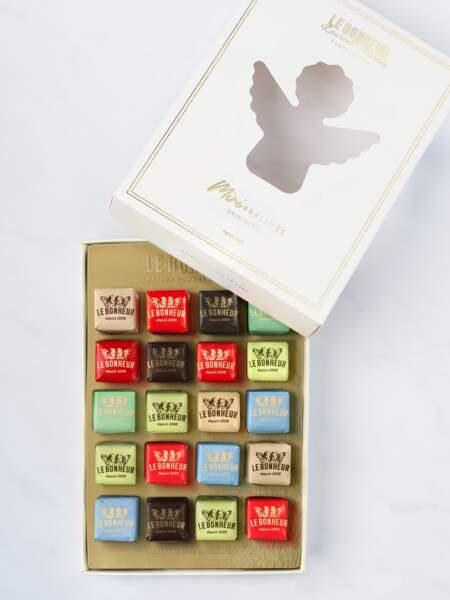 Cadeaux gourmands : Bonheur Chocolaterie