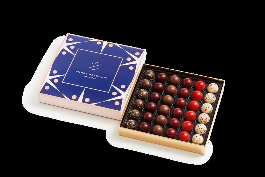 Cadeaux gourmands : Pierre Marcolini