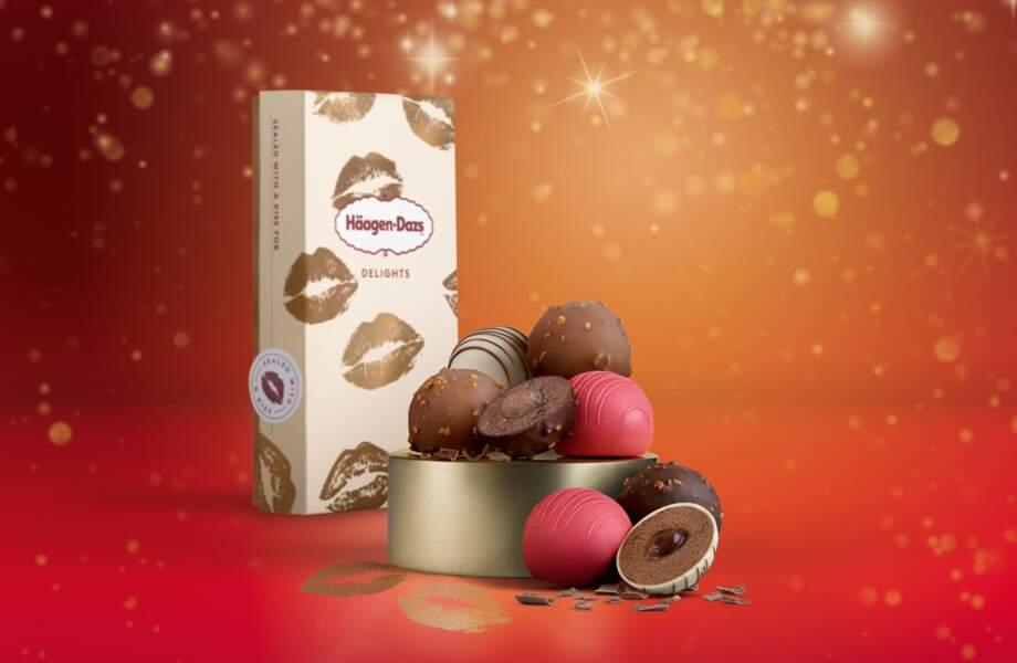 Cadeaux gourmands : Häagen-Dazs