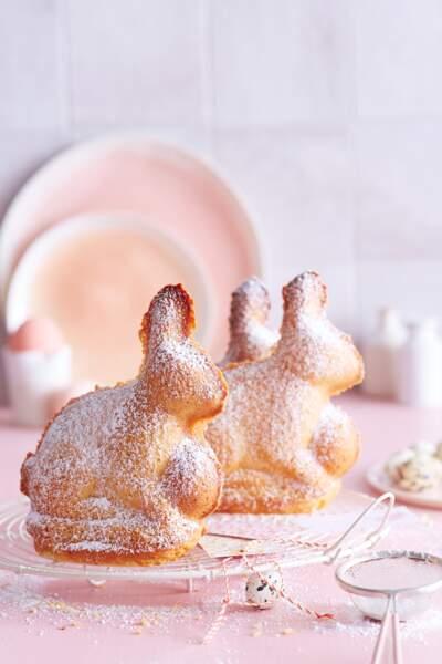 Lapins de Pâques à l'alsacienne
