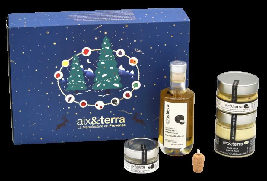 Cadeaux gourmands : Aix & Terra